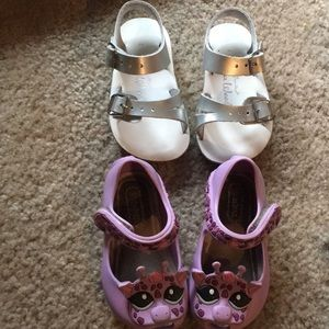 Babygirl shoes bundle